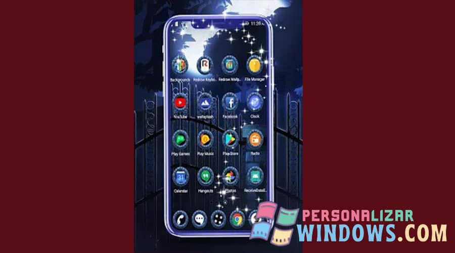 Launcher New 2021 Theme Version 3D Tema para Android